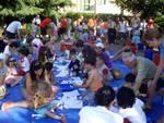 bambini, giochi, laboratorio creativo