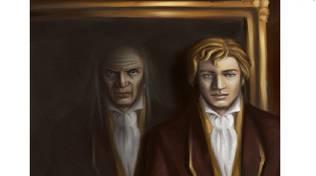 Il ritratto di Dorian Gray - quadro
