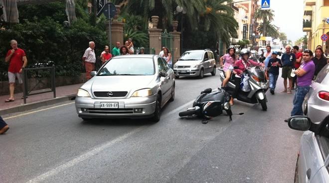 incidente Pietra Ligure