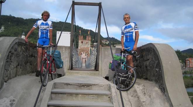 Mellogno - Cavazzi: da Millesimo in bici nei luoghi dell'unità d'italia