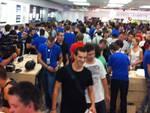Nizza, inaugurato l'apple store al Cap 3000