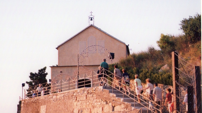 Santuario delle Penne Laigueglia