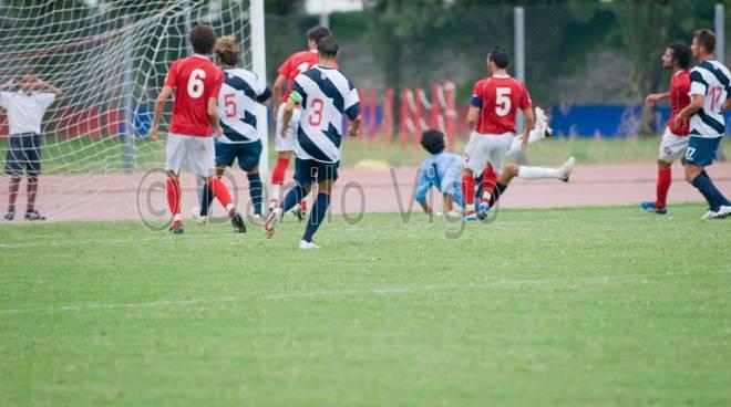 Savona Vs Sanremese Agosto 2010