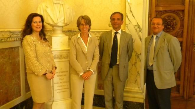 Accordo Banca Italia Comune Savona