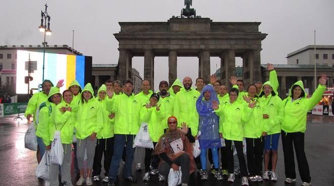 Alassio in salute Maratona Berlino