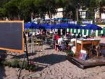 alassio - lezione in spiaggia