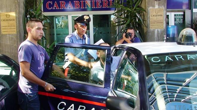 albanese arrestato