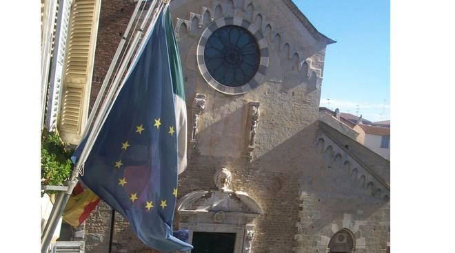 Albenga, Comune, piazza san michele