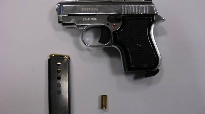 Albenga - pistola Essaouria