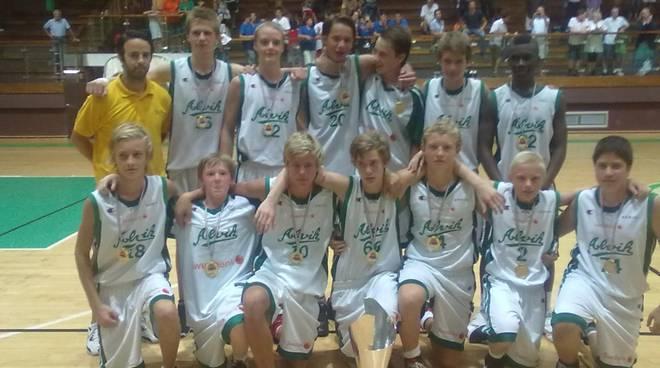 Alvik Basket Stoccolma