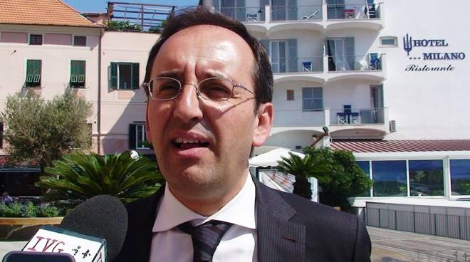 Angelo Berlangieri, ass. turismo Liguria