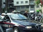 arresto carabinieri piazza Saffi