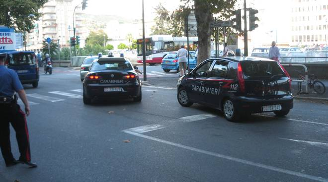 Arresto carabinieri Savona