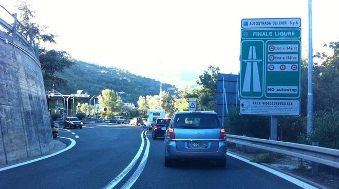 autostrada A10 casello