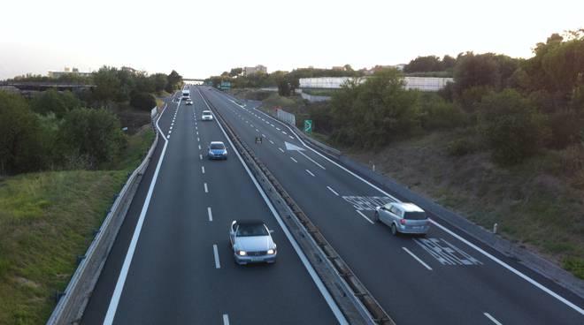 autostrada, A10, traffico