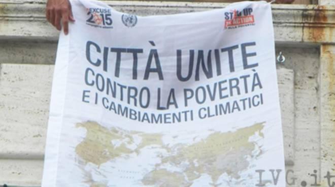 bandiera città unite