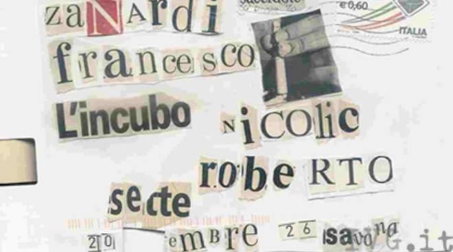 busta anonima Zanardi