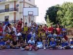 Camp pallacanestro Alassio