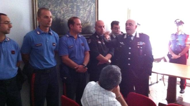 carabinieri Estate Sicura