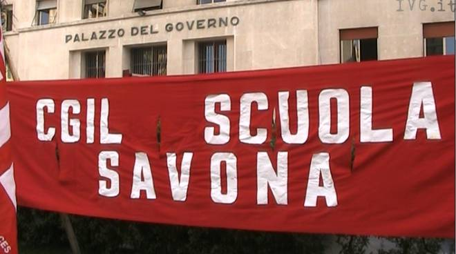 Cgil Scuola Savona