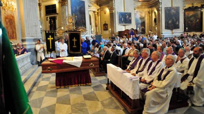 Funerali Don Nicolò