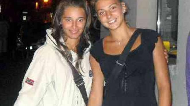 Gaia Benvegnù e Valentina Vallicelli