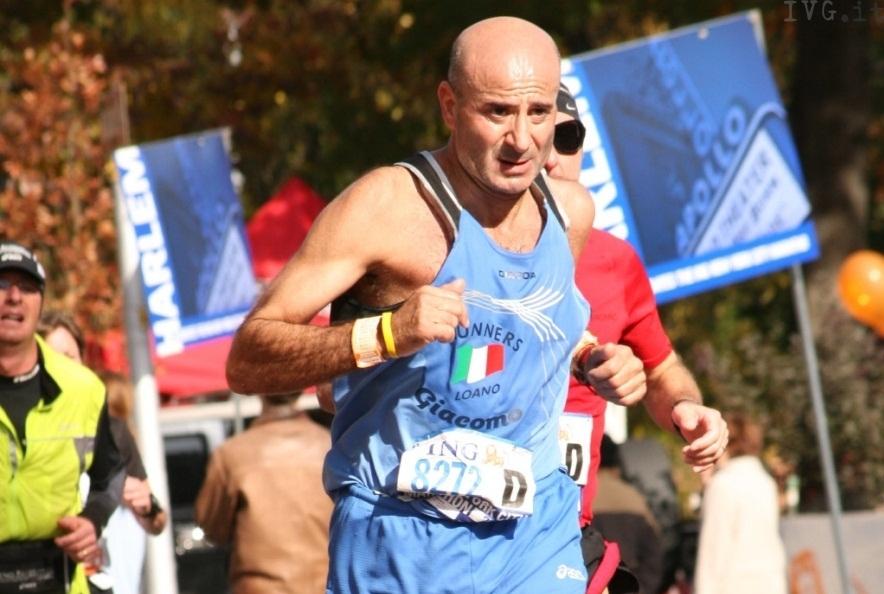 Giacomo Bollorino - runners Loano - Berlino