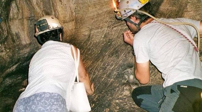 grotta dell'ermellino - Finale