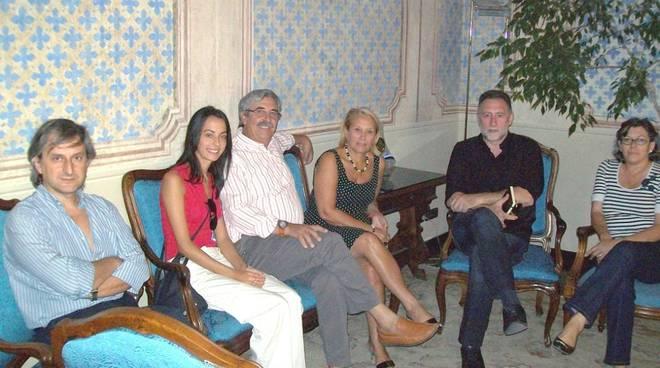 Guarnieri incontra delegati Fecn