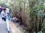 incidente Rally Sanremo Florean