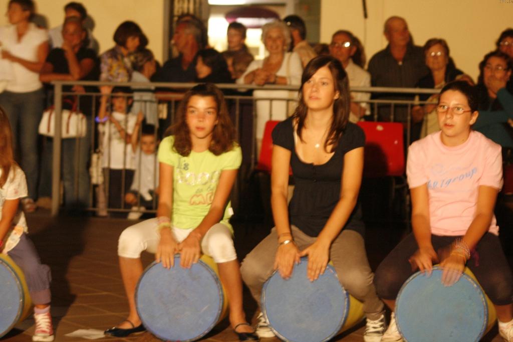 Laboratorio percussioni Albenga