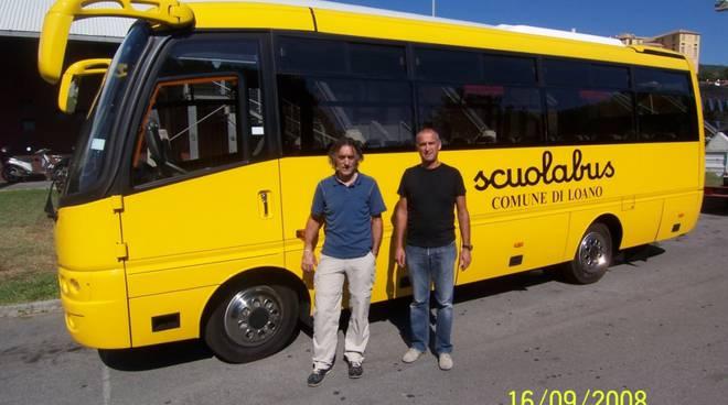 Loano scuolabus