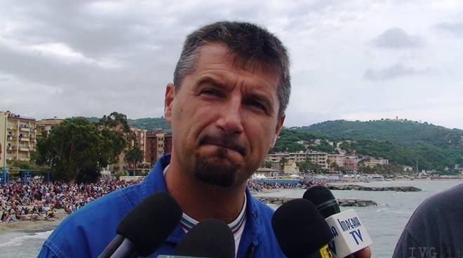 Marco Lant - comandante Frecce Tricolori