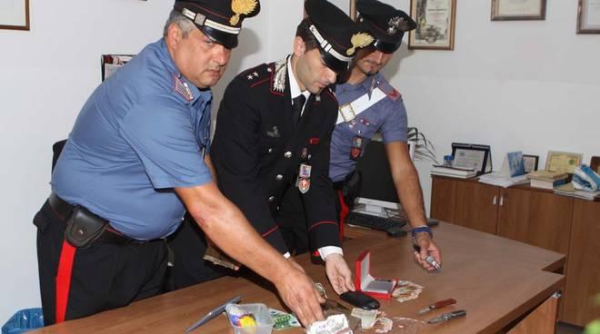 operazione antidroga Albenga