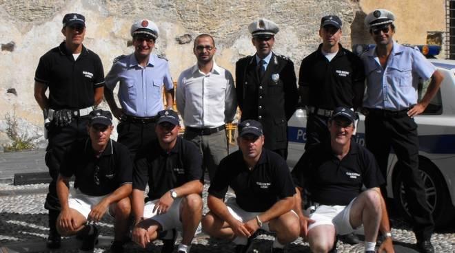 Polizia balneare Albenga
