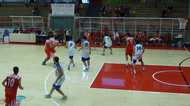 Riviera Vado Basket – Robur et Fides Varese