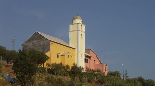 savona, chiesa della Madonna del Monte