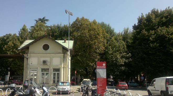 Savona Piazza del Popolo
