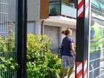 Savona - protesta barriere ingresso
