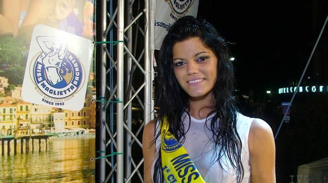 Serena Tonon Miss Maglietta bagnata 2010
