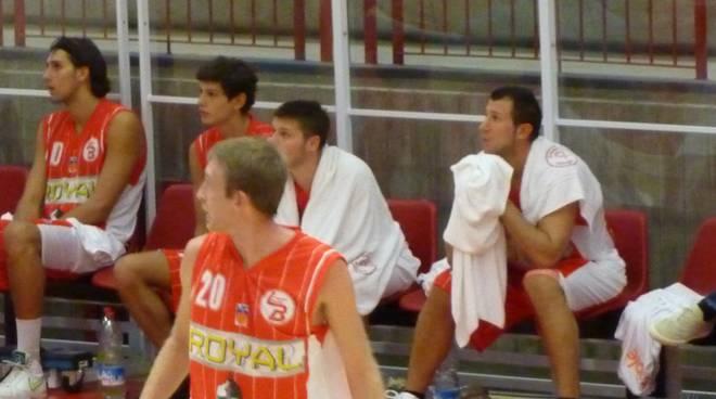 Torino Basket – Legnano Basket