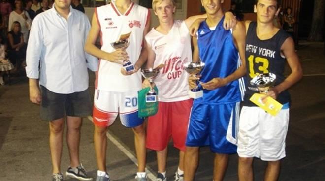 torneo Basket Albenga