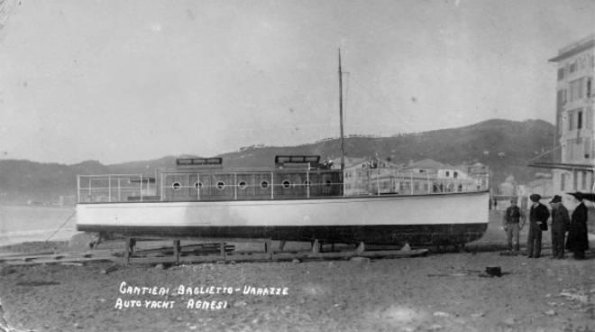 Varazze museo navale
