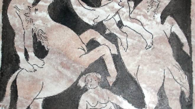 Vetrine d'artista - opera di Roberto Bertagnin