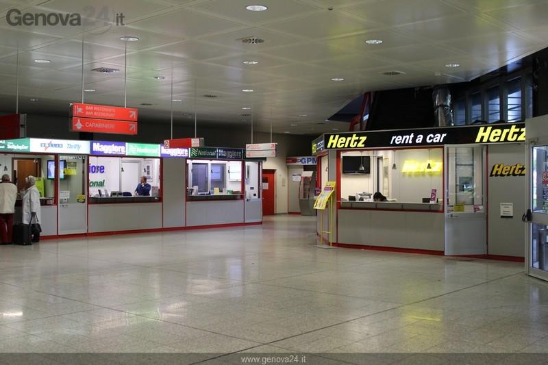 Aeroporto - autonoleggi