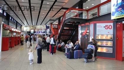 Aeroporto Colombo - partenze