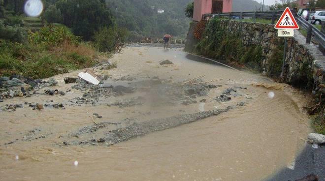 Alluvione Varazze