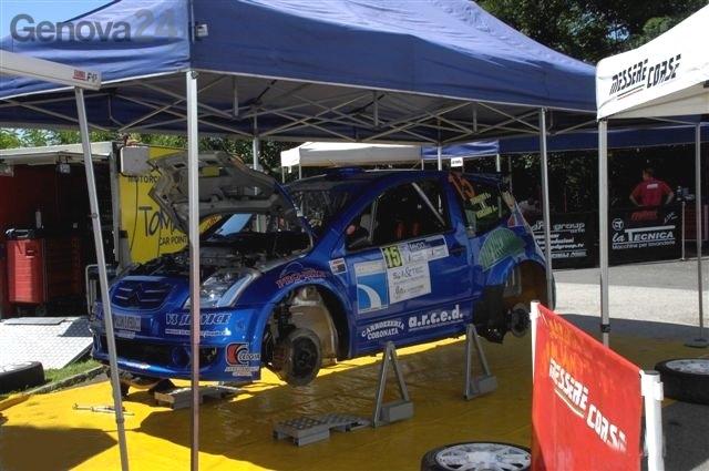Andrea Tomaino Rally