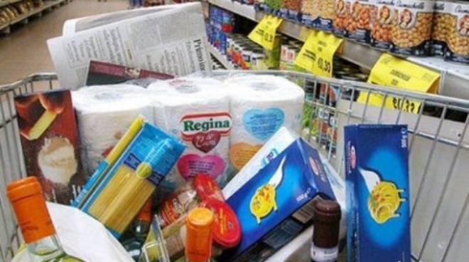 carrello supermercato spesa