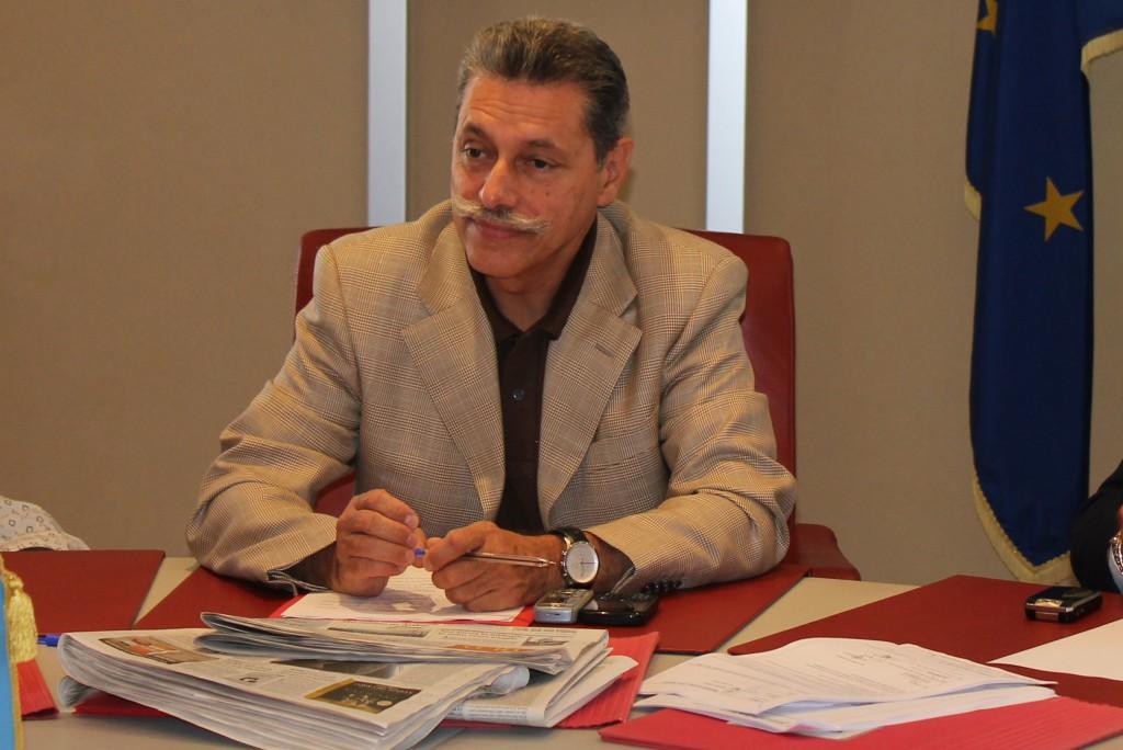 Claudio Montaldo - Ass. sanità Liguria